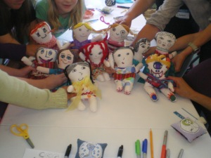 Doll Making class pictures 3